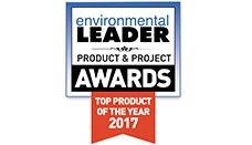 Environmental Leader Top Product of the Year Award 2017
