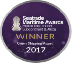 Seatrade Maritime Awards Middle East, Indian Subcontinent Africa 2017